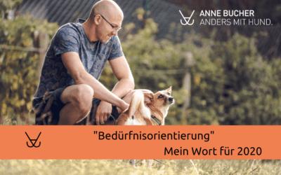 """""""Bedürfnisorientierung"""" – Mein Wort für 2020"""